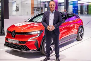 """Fabrice Cambolive, Renault : """"Mobilize s'imbrique parfaitement dans la stratégie de Renault"""""""