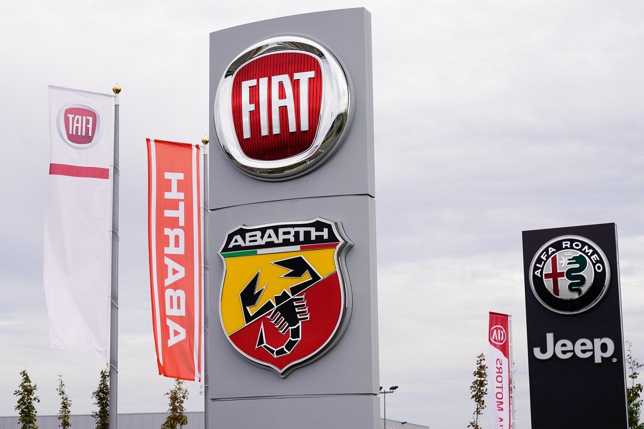 Le réseau Fiat n