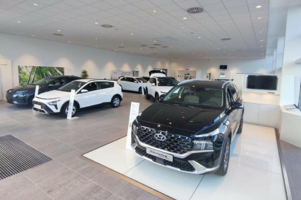 Hyundai poursuit le maillage du territoire avec l'ouverture de deux nouveaux sites, un à Toulouse (photo), l'autre à Calais.