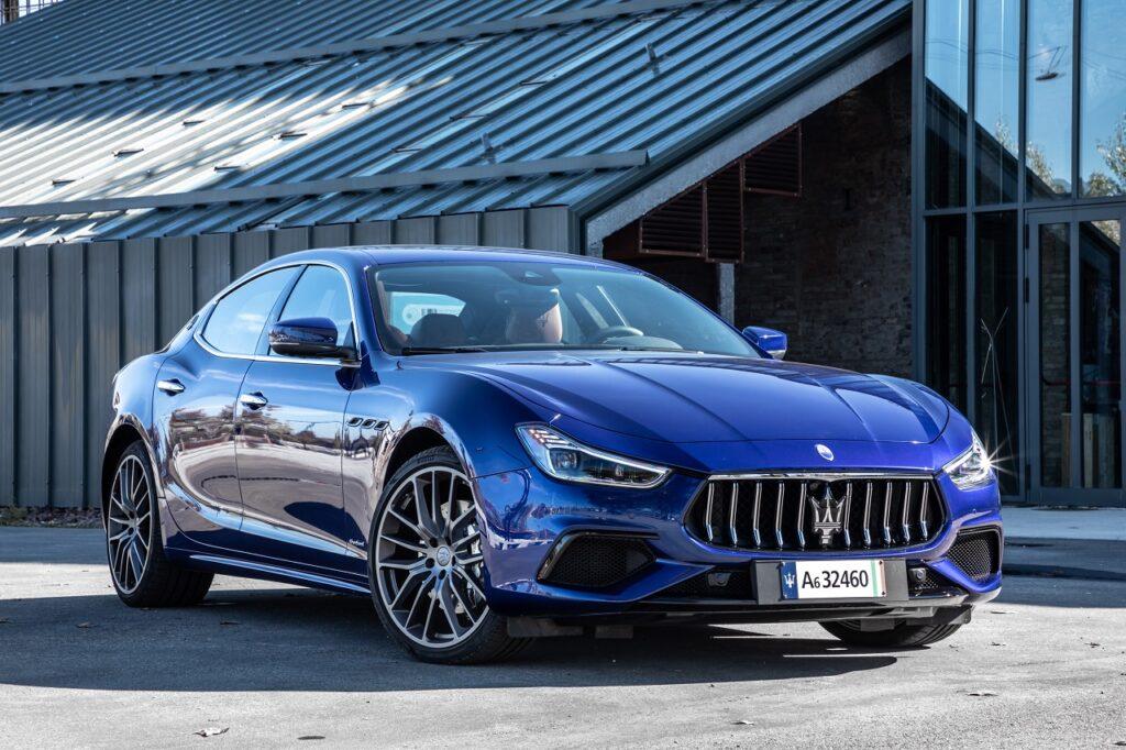 Les futures Maserati 100 % électriques seront fabriquées dans l'usine turinoise de Mirafiori.