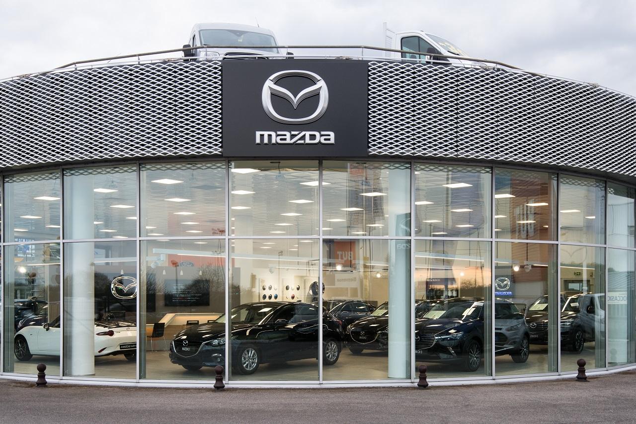 Mazda Europe renforce ses infrastructures e-commerce