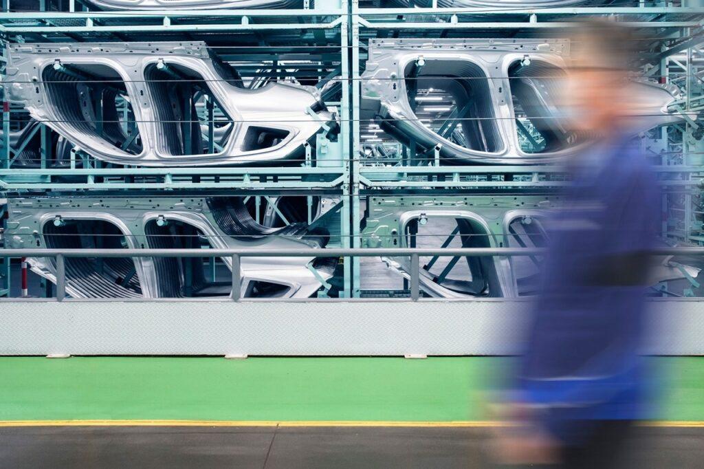 L'Allemagne représente presque un tiers des emplois dans l'industrie automobile européenne.