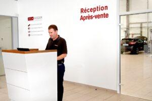 Nissan France distingué pour son après-vente