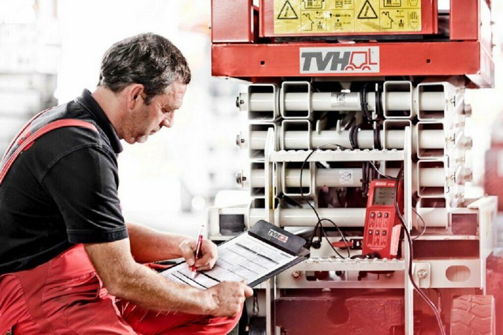 TVH est un acteur mondial dans le domaine des pièces pour chariots élévateurs, véhicules industriels, engins de chantier et tracteurs agricoles.