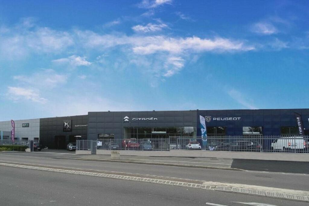 Le groupe Vauban va inaugurer un site tri-marques aux Mureaux (78).