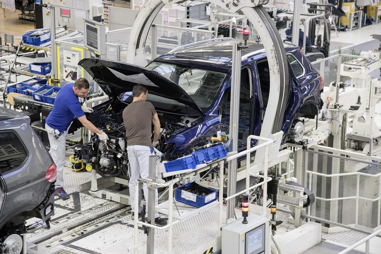 Le groupe Volkswagen pourrait supprimer 30 000 emplois