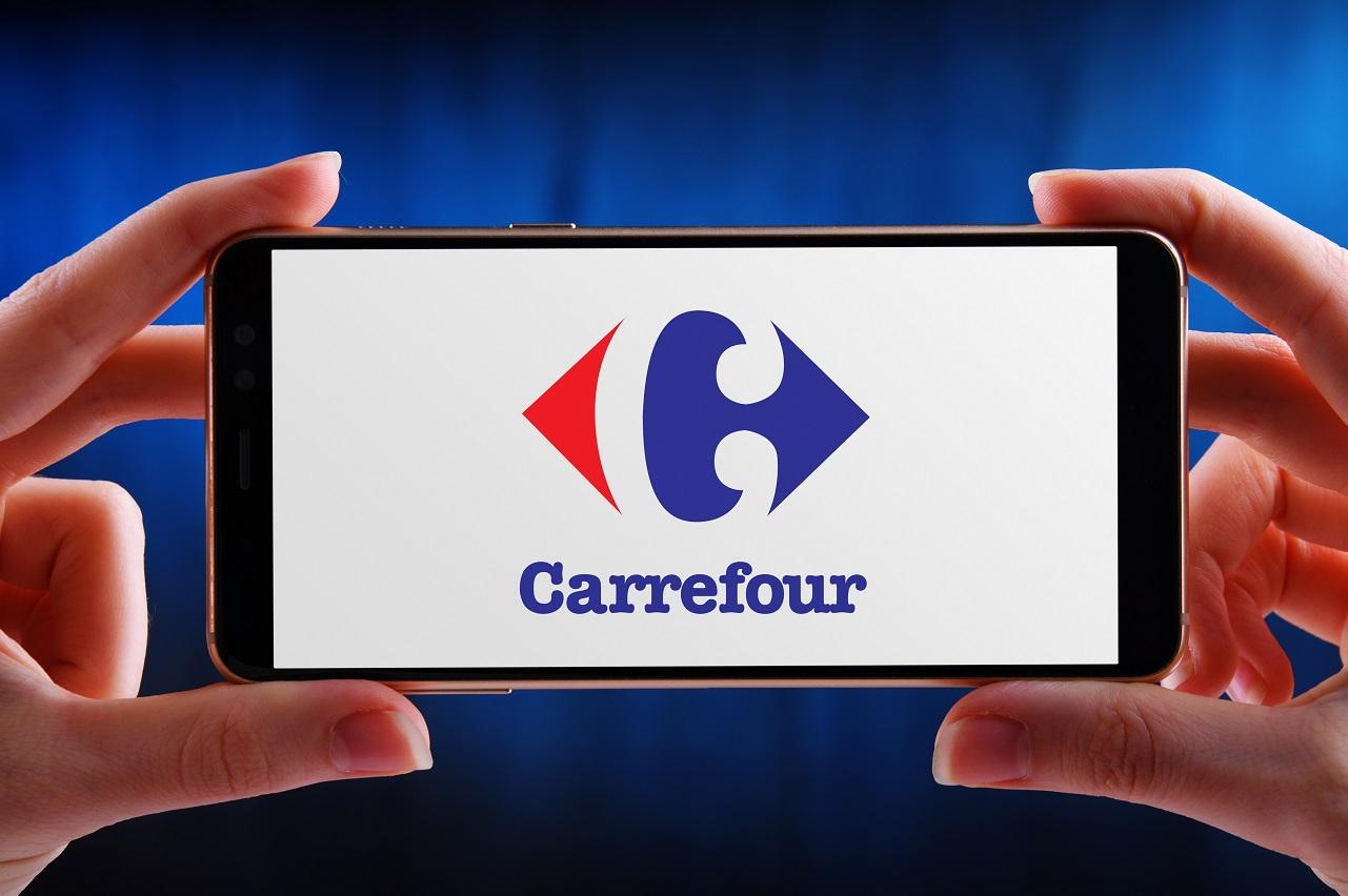 Livecars et Carrefour s