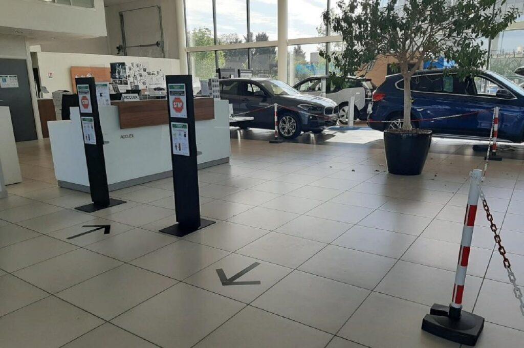 Les services de l'automobile n'ont pas été inclus dans le plan France 2030, annoncé par le président de la République.