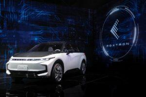 Foxconn dévoile trois véhicules électriques