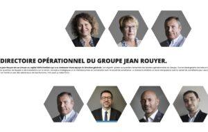 Jérôme Moinard, nouveau président du directoire du groupe Rouyer