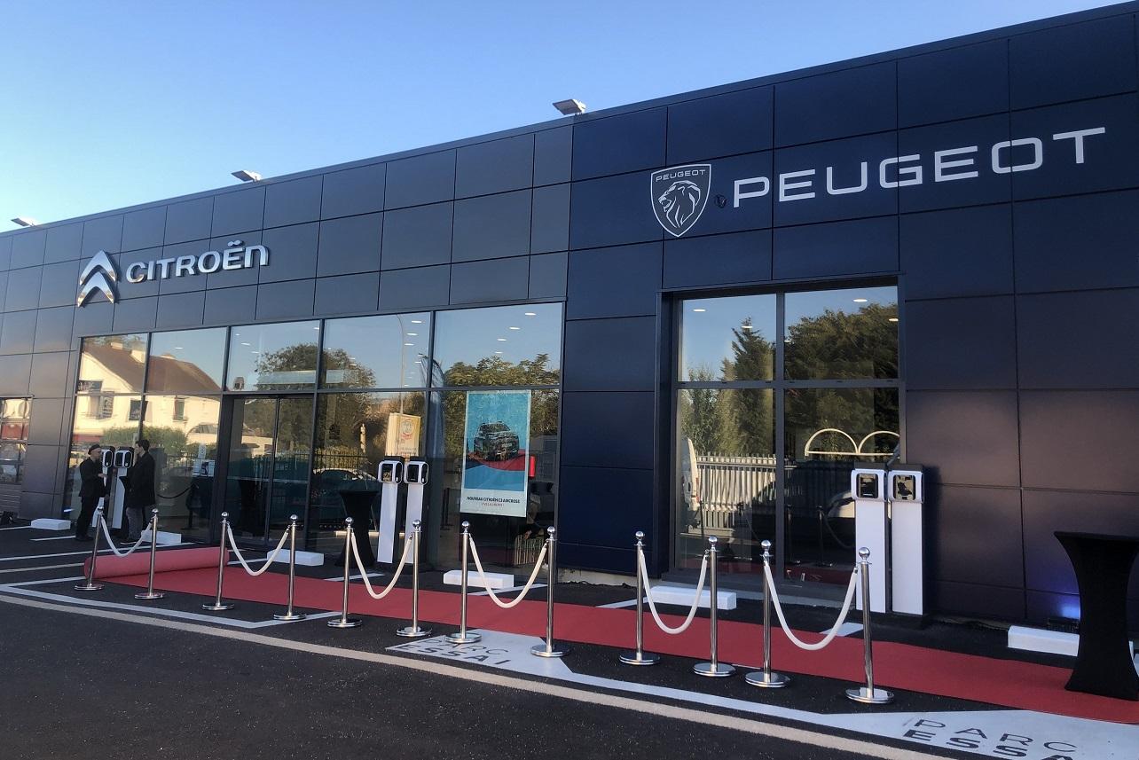 Le groupe Vauban réunit Peugeot, Citroën et DS en après-vente aux Mureaux