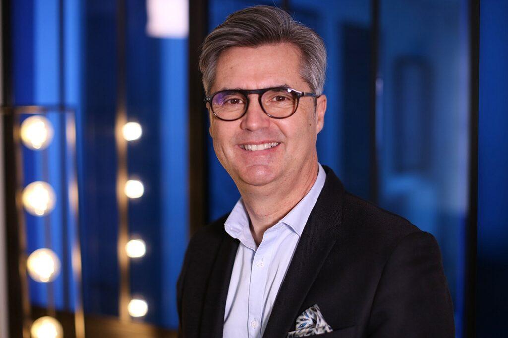 Laurent Payrat, cofondateur et directeur du cabinet Evok.
