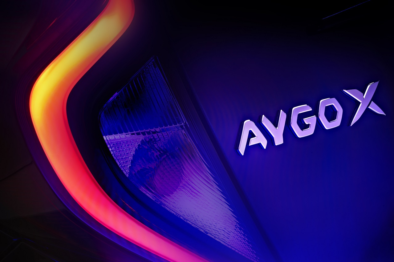Toyota confirme l'Aygo X