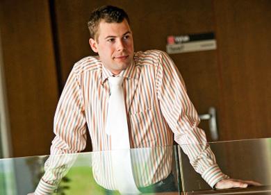 Michael Matys, directeur général d'Euro COC.