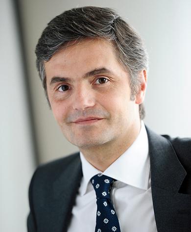 Olivier Monot, directeur général d'ING Car Lease.