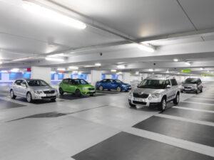 Citroën et Skoda étoffent leur réseau anglais