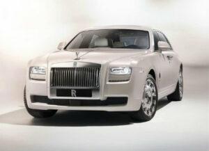 Rolls-Royce pousse le luxe à son paroxysme