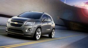 Trax allongera bientôt la gamme Chevrolet