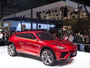Lamborghini accélère en Chine