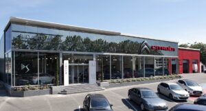 Lifting réussi pour les 30 ans de Citroën Castres