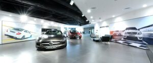"""Une dizaine de """"AMG Performance Centers"""" en France d'ici 2013"""