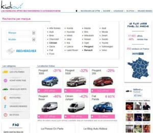 Kidioui compare les offres de voitures neuves