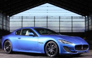 La Maserati GranTurismo Sport a brillé au Motor Village