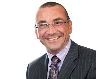 Alain Duez, responsable monde de la flotte automobile d'Accenture;