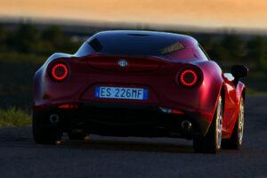 Maserati et Alfa Romeo en clé de voûte