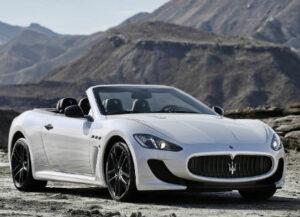 Maserati fête son centenaire