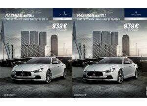 Maserati se finance chez FGA Capital