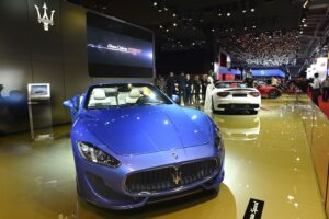 Maserati en route vers un record