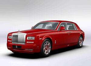 Rolls-Royce bat un record