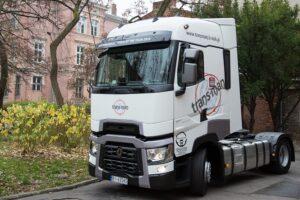 Déjà 10000 Renault Trucks T livrés