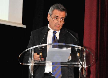 Éric Le Gendre, président d'ICDP.
