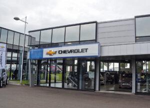 Chevrolet France devant la justice