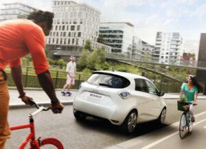 Renault recrute dans les nouvelles mobilités