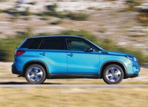 Le véhicule du mois : le Suzuki Vitara
