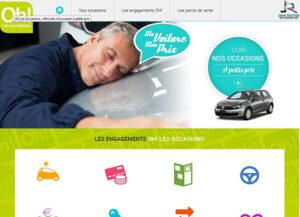 """Jean Rouyer Automobiles mise sur son label """"Oh! Les Occasions"""""""
