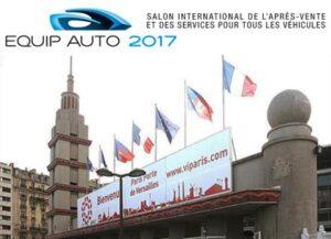 Equip Auto 2017 de retour Porte de Versailles