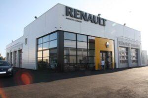 Des agences Renault à reprendre