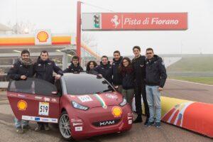 Le Shell Eco-Marathon s