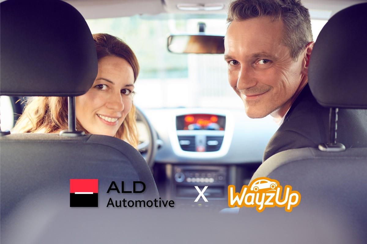 ALD en covoiturage avec WayzUp