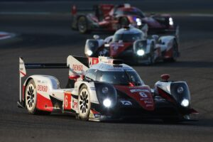 Toyota se donne les moyens pour le Mans