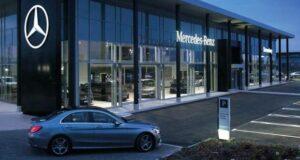 Mercedes, marque la plus rentable pour les distributeurs britanniques