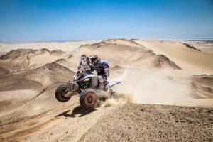 Le Dakar retrouve les dunes