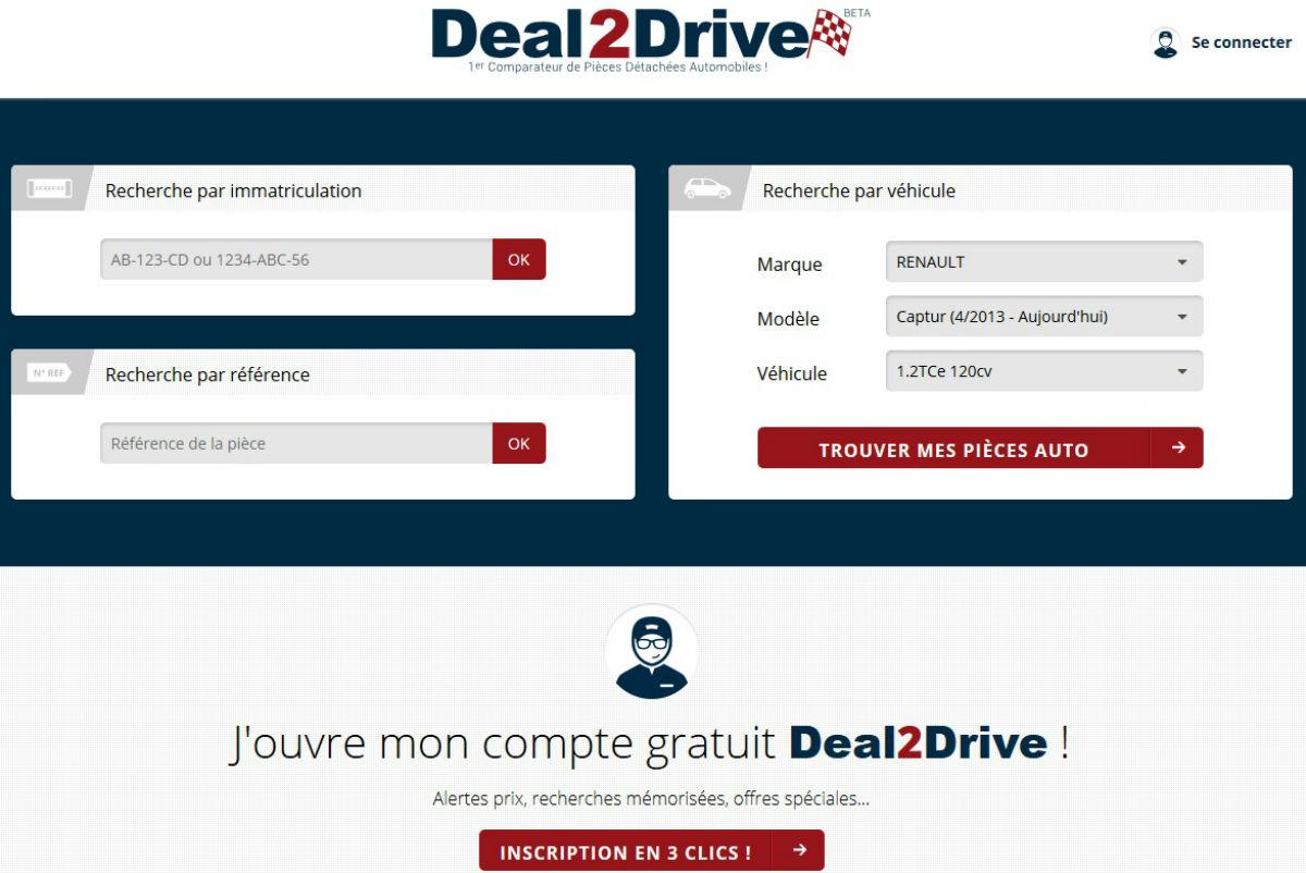 Deal2Drive, l