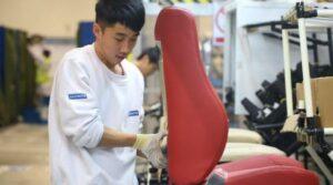 Faurecia se renforce encore en Chine
