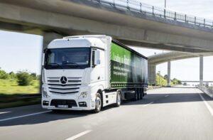 Daimler Trucks en hausse de 12%