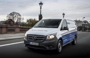 Mercedes-Benz Vans passe la barre des 400 000
